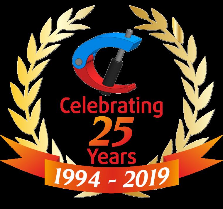 CC Hydraulics 25 years