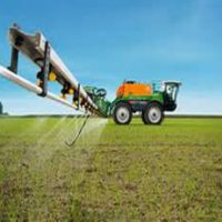 Crop Sprayer Hydraulic Cylinder Development